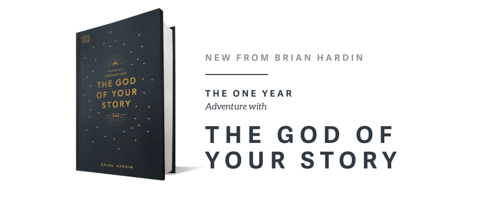 Buy God of your Story today!